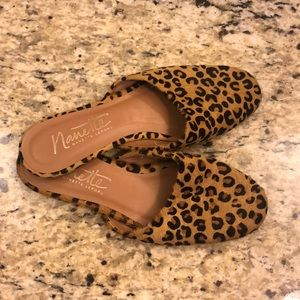 Nanette Lenore Leopard Flats